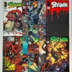 Spawn Image 1996 con Blood Variant